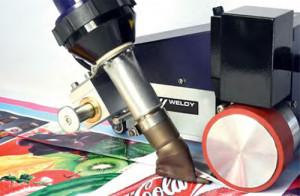 Сварка технической ПВХ-ткани