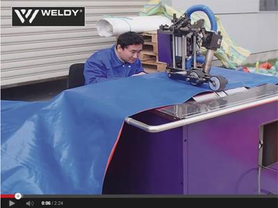 Применение стационарного сварочного аппарата