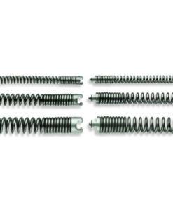 Спирали и принадлежности для механических прочистных машин