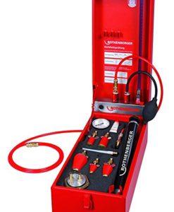Приборы для испытаний систем газоснабжения