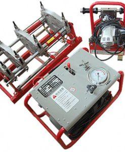 Сварочные машины для стыковой сварки с гидравлическим приводом различной степени автоматизации